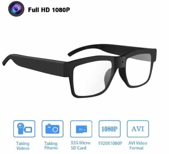 Best Camera Glasses