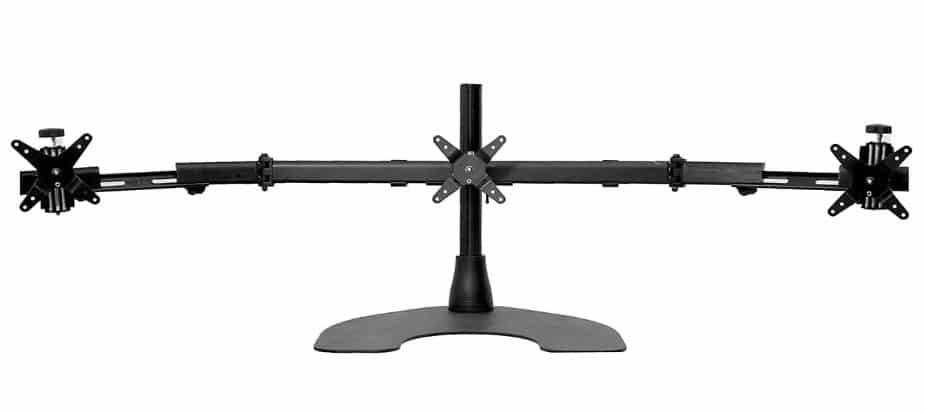 Ergotech Triple LCD Monitor Desk Mount Stand