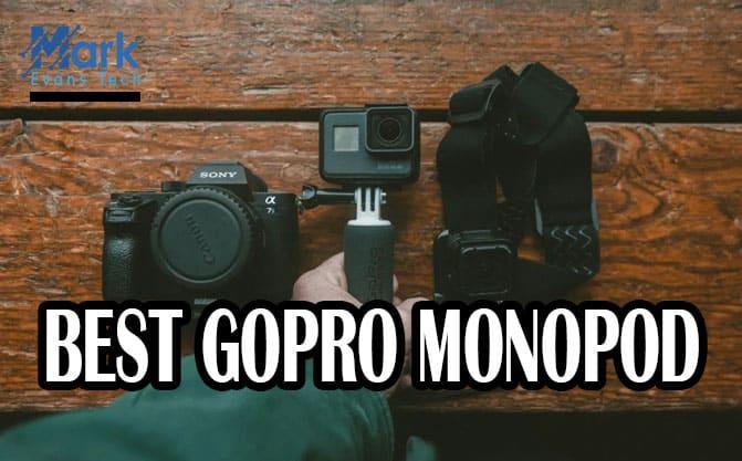 BEST GOPRO MONOPOD