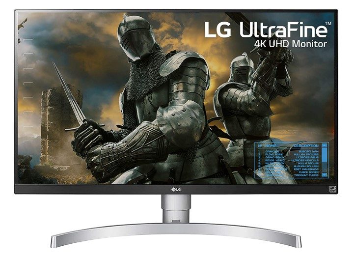 LG 27UK650-W - Best Monitor For Color Grading