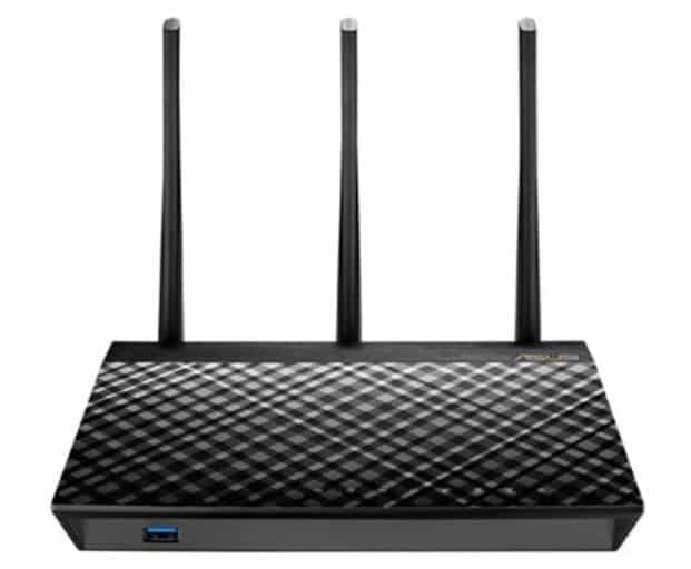 ASUS RT-AC66U - Best Router Under 100