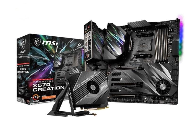 MSI PRESTIGE - Best Motherboard For Ryzen 9 3900x