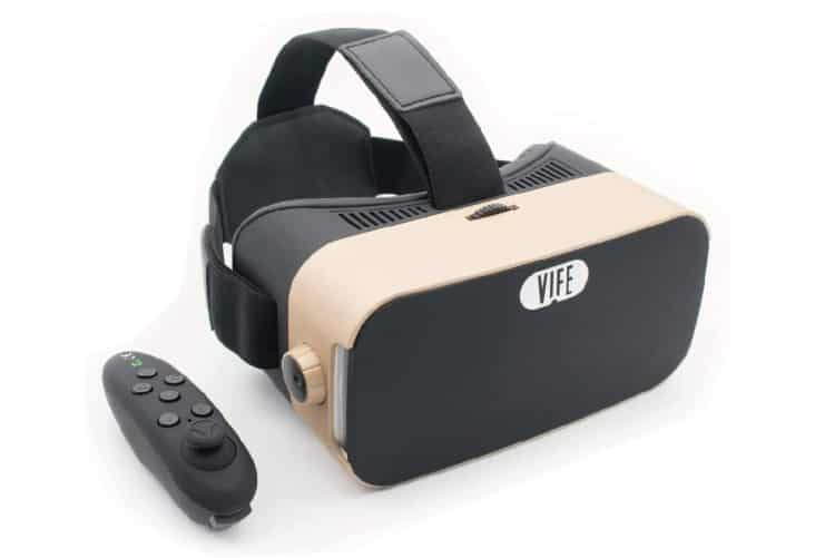 VIFE VIRTUAL - Best VR Headsets for iPhone