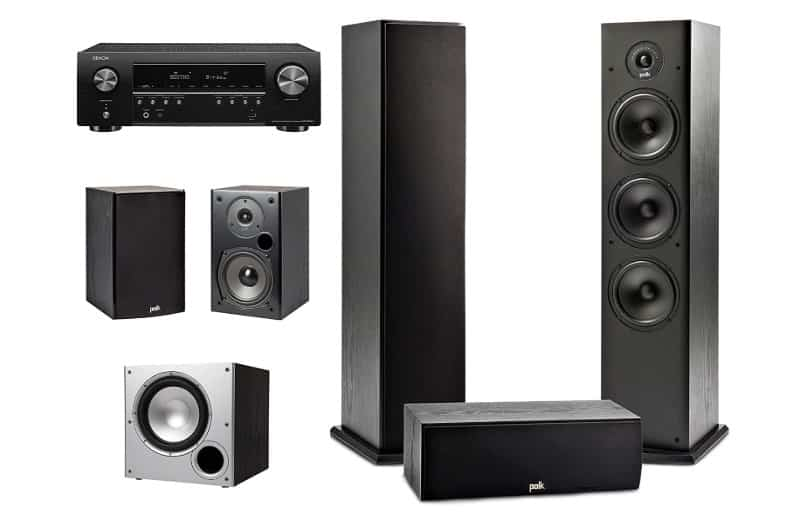 Best Home Theater System Under 500