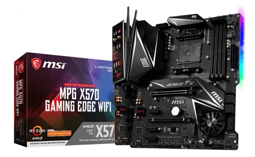 MSI MPG - Best Motherboard For Ryzen 9 3900x