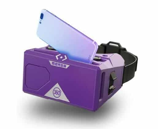 MERGE VR - Best VR Headsets for iPhone