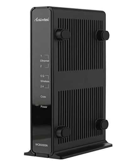 ACTIONTEC WCB3000N01 - Best Moca Adapter
