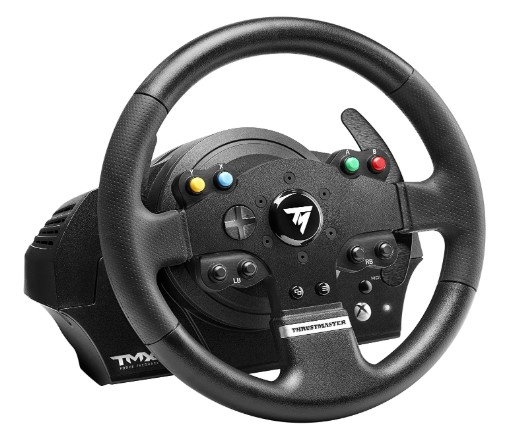 Best Xbox One Steering Wheel With Clutch And Shifter