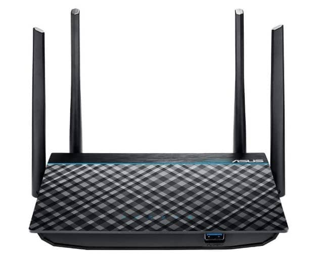 ASUS DUAL-BAND - Best Router Under 100