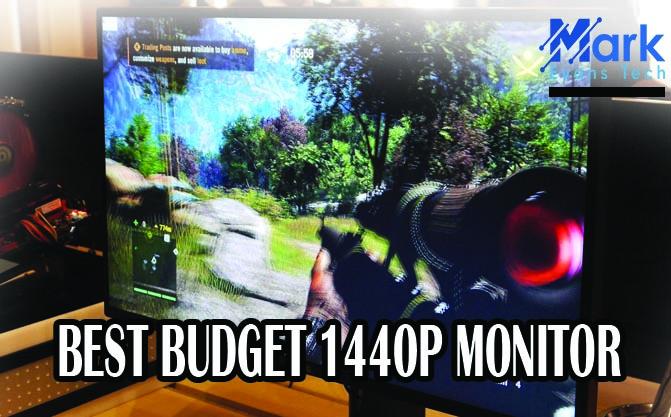 Best Budget 1440p Monitor (Multipurpose Monitors)