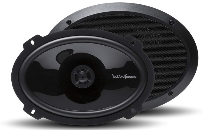 ROCKFORD FOSGATE  - Best 6×9 Speakers