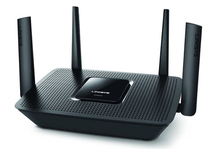 LINKSYS TRI-BAND - Best Gaming Router For PS4