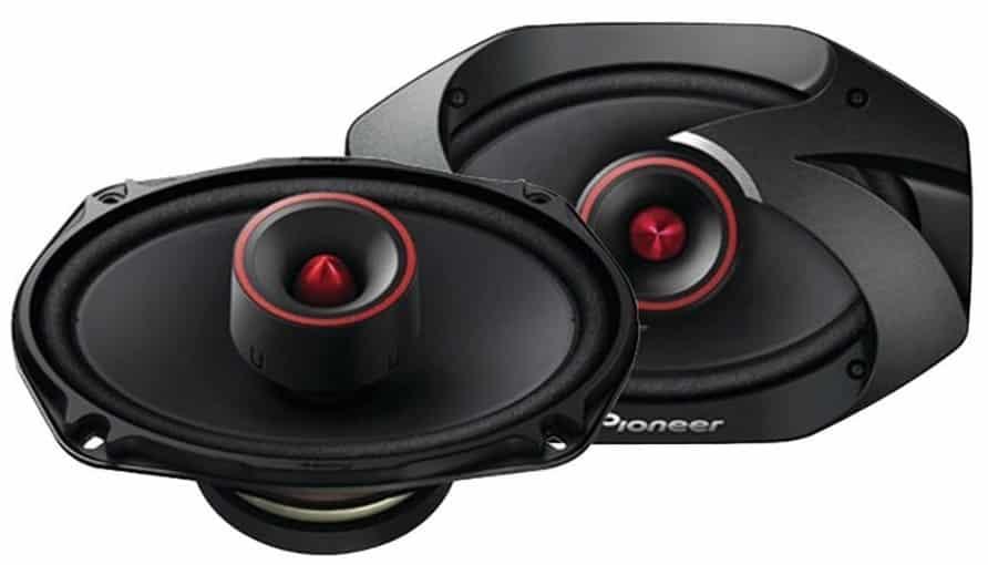 PIONEER TS6900PRO - Best 6×9 Speakers