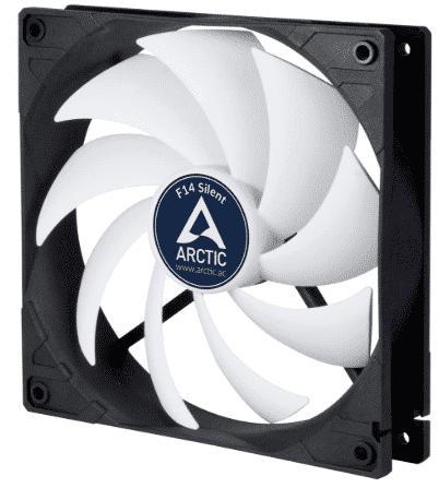 ARCTIC F14  - best 140mm case fan