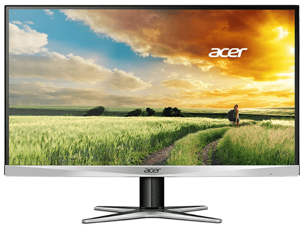 ACER G257HU - best monitor for PS4 Pro