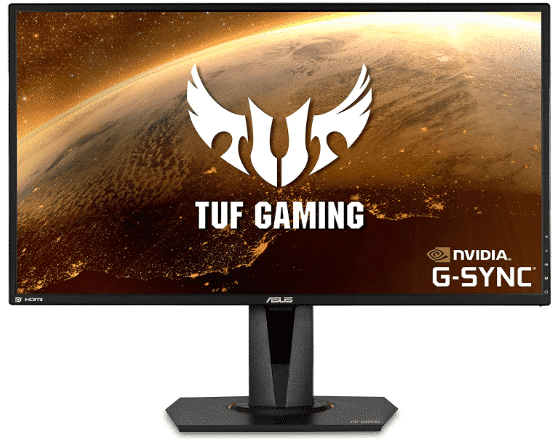 ASUS TUF - best budget 1440p monitor