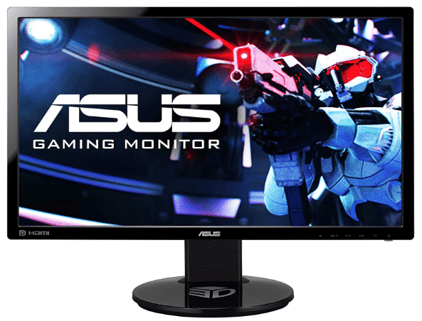 ASUS VG248QE - best monitor for PS4 Pro