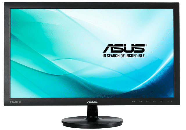 ASUS 23.6-INCH - best monitor for PS4 Pro