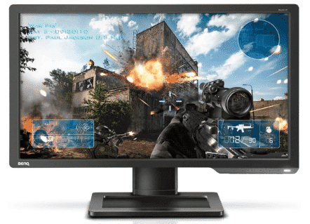 BENQ ZOWIE  - best monitor for PS4 Pro