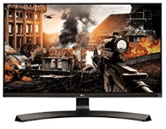 LG 27UD68-P - best monitor for PS4 Pro