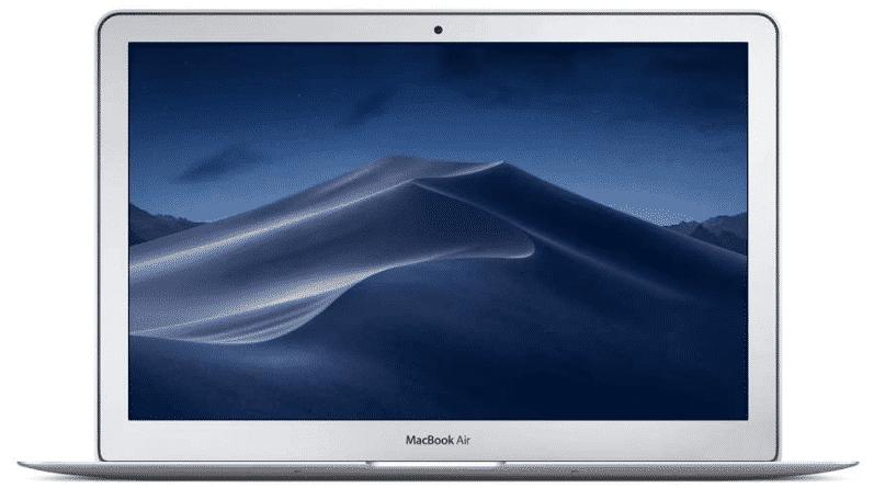 "APPLE 13"" - best business laptop under 1000"