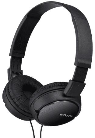 SONY MDRZX110 - best headphones under 20