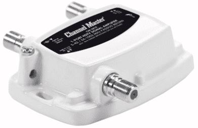 CHANNEL MASTER  - best TV antenna amplifier