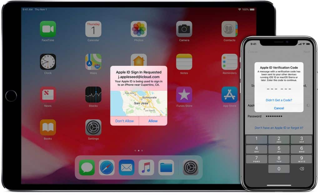 How To Approve The iPhone From Another Device