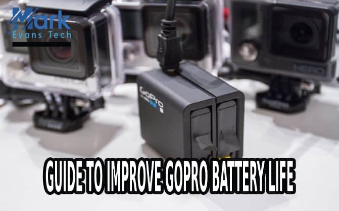 GoPro battery life