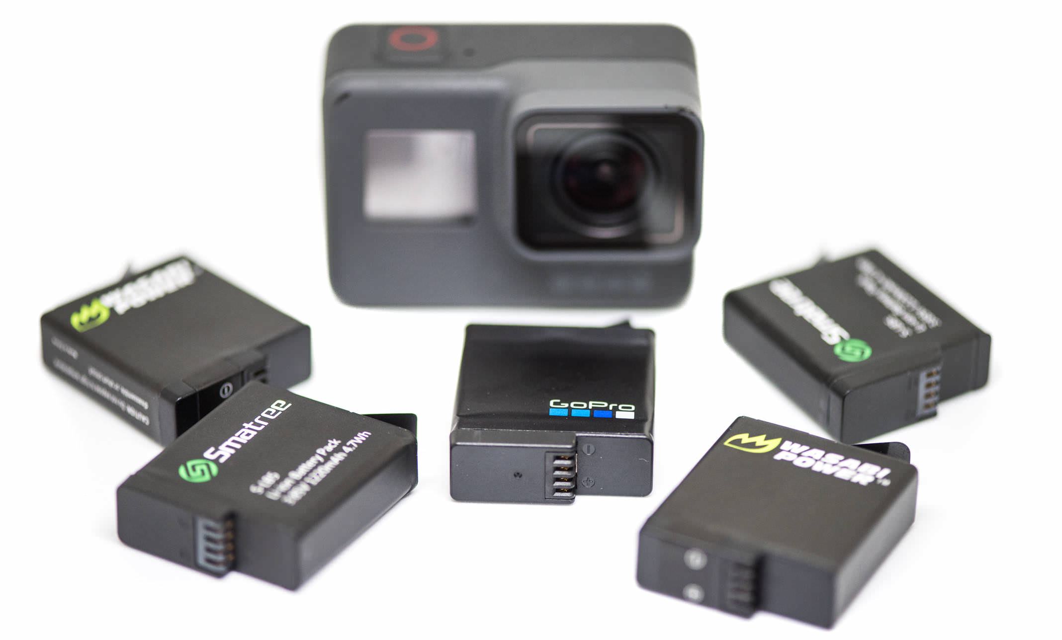 GoPro battery life
