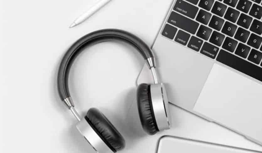 use headset mic on pc