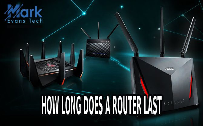 how long does a router last