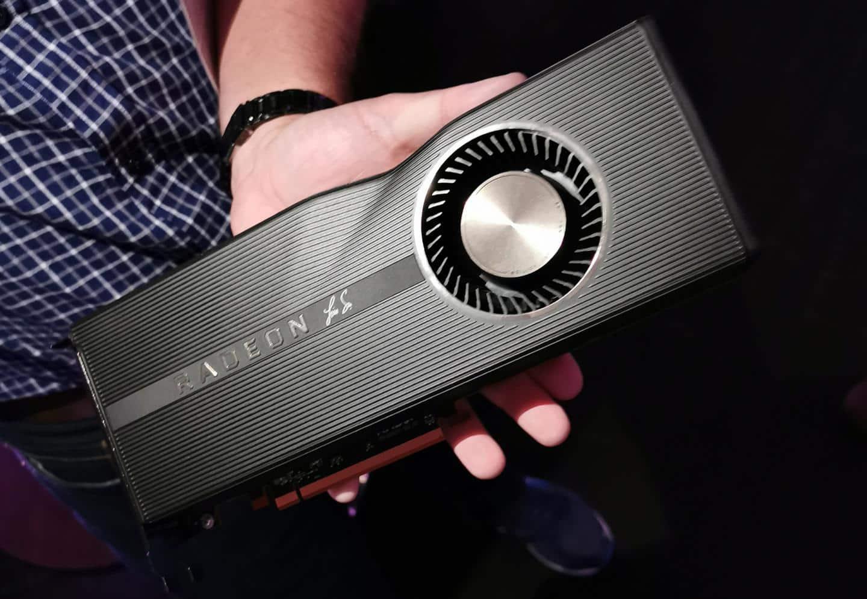 BEST 5700 XT CARD