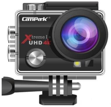 Campark ACT74-best action cam under 100