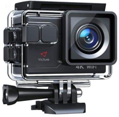 Victure AC700-best action cam under 100