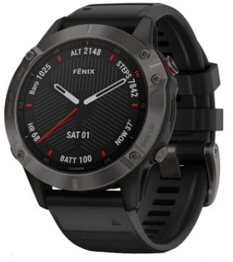 Garmin fenix 6 -best standalone smartwatch