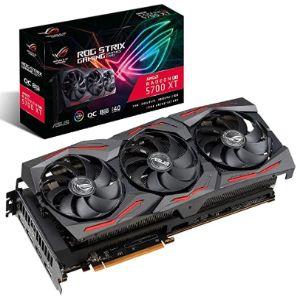 ASUS ROG STRIX - BEST 5700 XT CARD