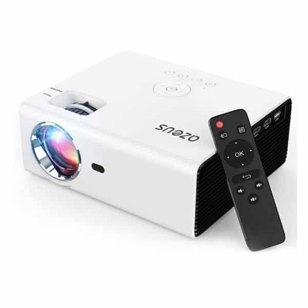 azeus rd - Best Gaming Projector - azeus rd