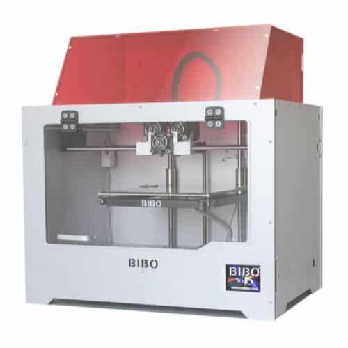 Best 3D Printers for Miniatures - BIBO DUAL EXTRUDER