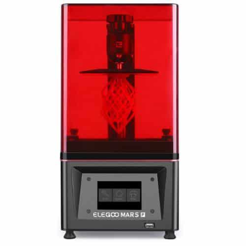 Best 3D Printers for Miniatures - ELEGOO MARS PRO