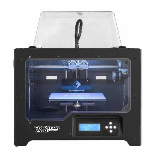 BEST 3D PRINTERS FOR MINIATURES one - FLASHFORGE 3D CREATOR PRO
