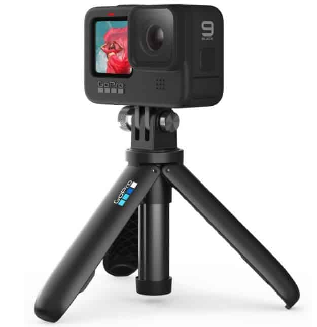 Best Gopro Tripod - gopro shorty