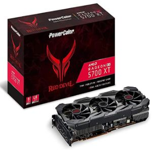 POWERCOLOR RED DEVIL - BEST 5700 XT CARD