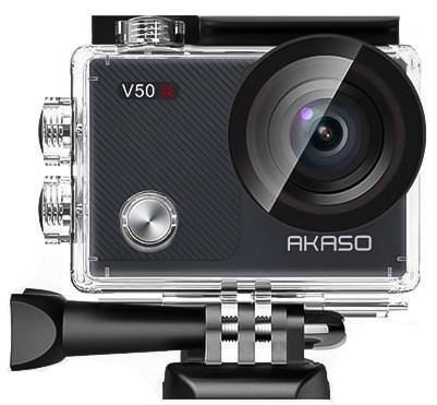 AKASO-V50x-best action cam under 100