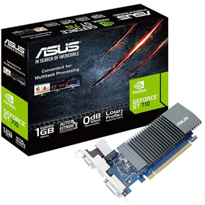 ASUS GT 710 - BEST GRAPHICS CARD FOR AUTOCAD