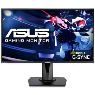 ASUS VG278QR - BEST MONITOR WITH BUILT IN SPEAKERS