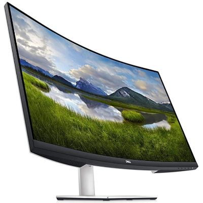 DELL S3221QSNN - BEST MONITOR WITH BUILT IN SPEAKERS