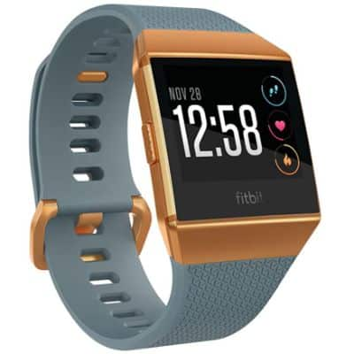 FITBIT IONIC WATCH - BEST SMARTWATCH FOR SMALL WRIST