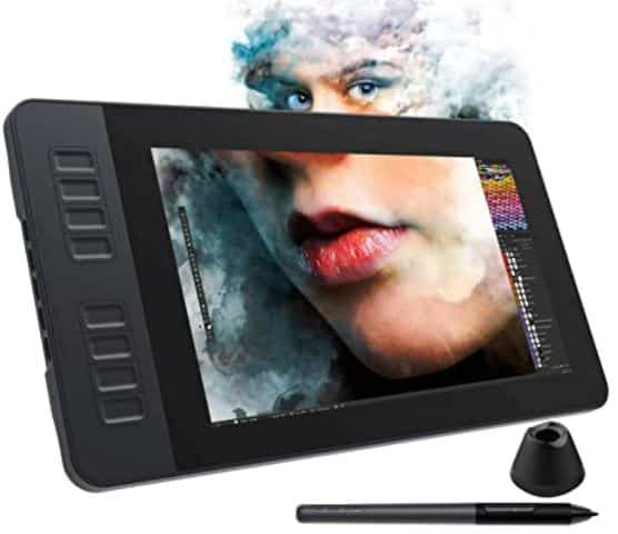 GAMMON PD1161 - BEST PORTABLE DRAWING TABLET