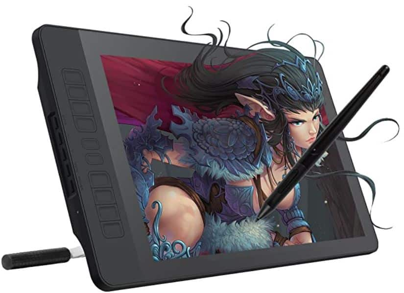 GAMMON PD1560 - BEST PORTABLE DRAWING TABLET